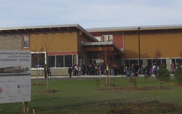 Chippewas School